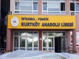 Kurtköy Anadolu Lisesi tabela çalışması
