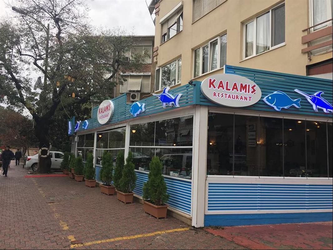Kalamış Balık Restoran